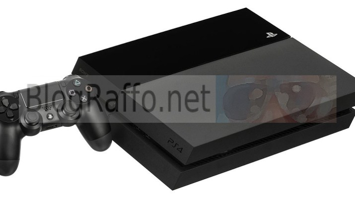 Sony Console Ps4