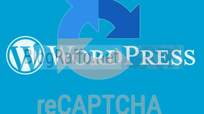 wordpress-recaptcha