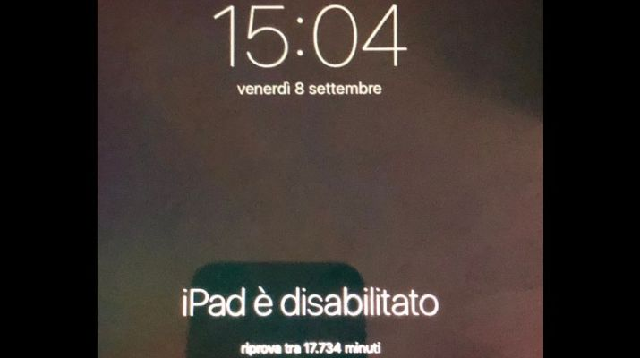 ipad-e-disabilitato-riprova-tra-17734-minuti