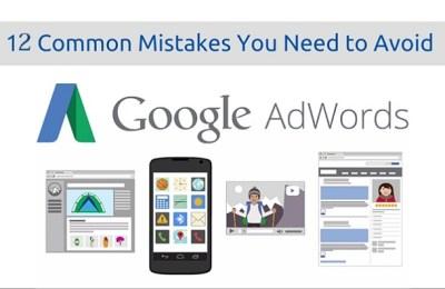 2-Common-Google-Adwords-Mistakes