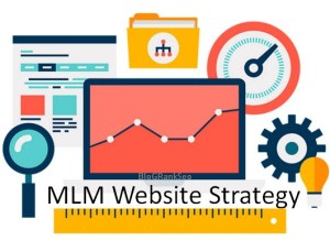 MLM Website Strategy