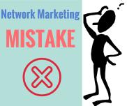 Network-marketing-mistake