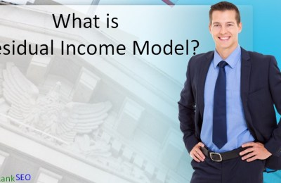 What is Residual Income Model?