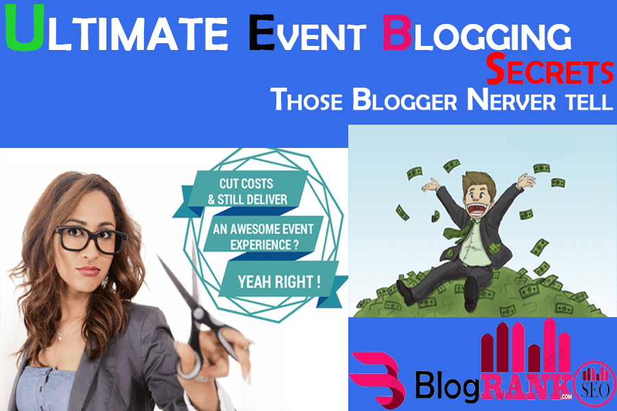 event blogging secrets