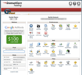 inmotion-cpanel