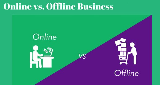 online-vs-offline-business
