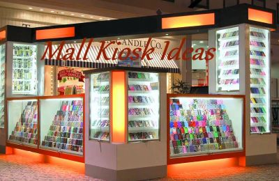Mall Kiosk Ideas