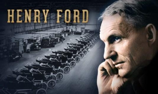 Henry Ford Famous Entrepreneurs