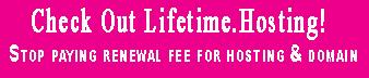 Visit-Lifetime-Hosting-landing-page