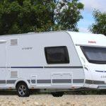 Rulota Dethleffs Camper