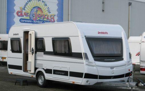 Rulota Dethleffs Camper 470