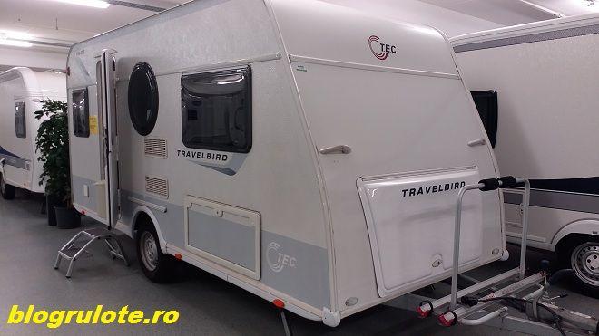 Model rulota TEC Travelbird 415