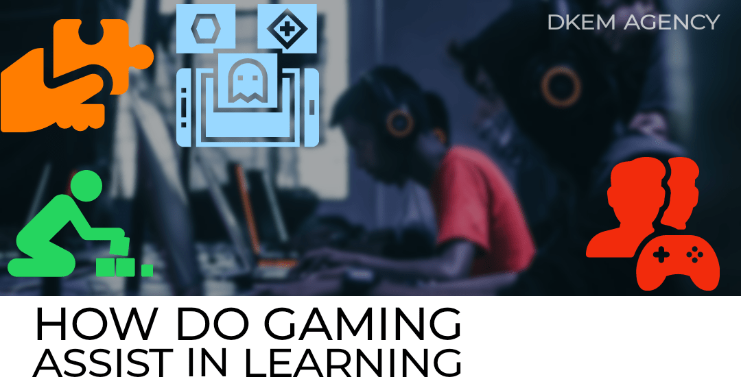 How Do Gaming Gadgets Assist In Learning?