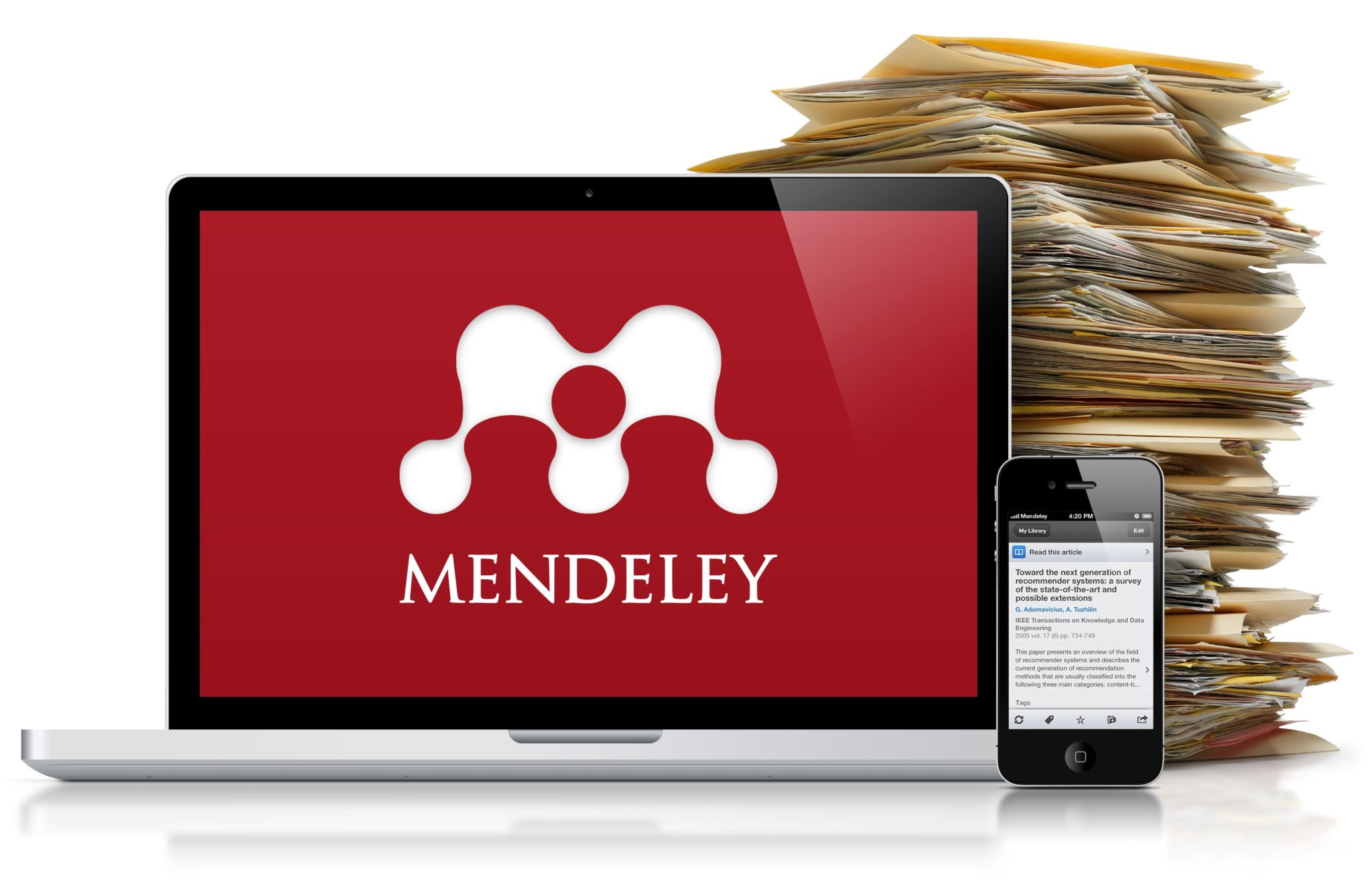 I Refer To Mendeley As A Service, Rather Than A Product, Since It Provides  You With So Many Features Like Zotero, It Is A Reference Manager