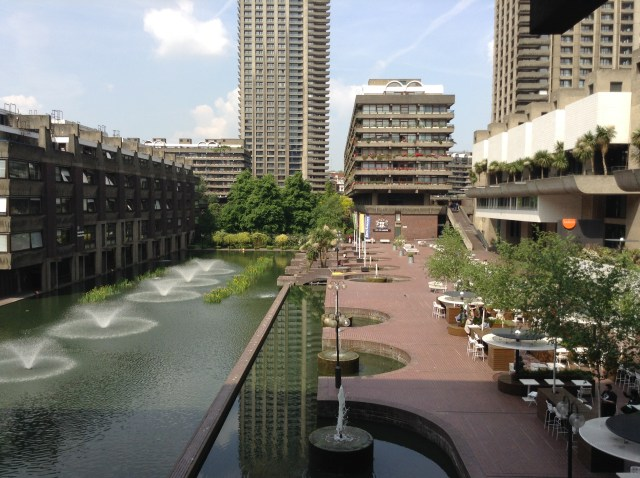 Barbican Centre, image by Jennifa Chowdhury