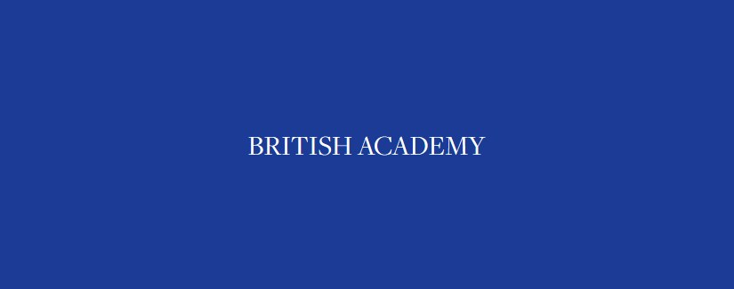 British Academy Postdoctoral Fellowship Scheme – Applications Open