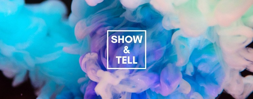 Listen to Show and Tell #3 Podcast