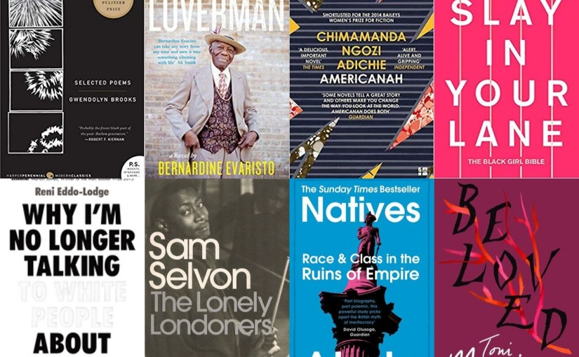 Thirty-one books for Black History Month – a random and non-exhaustive list from Dr Rachael Gilmour, Head of English