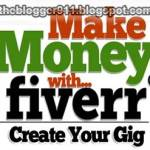How To Make Money Online At Fiverr.Com