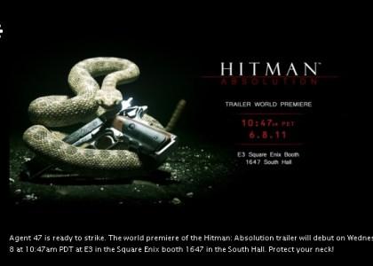 Hitman absoltion