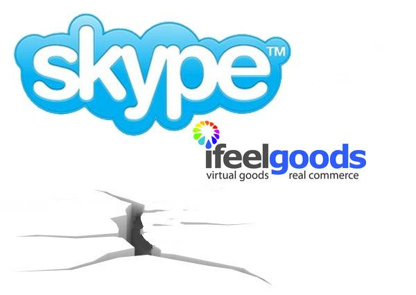 how to go online on skype