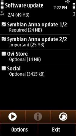Update Your Nokia N8,C7,E7 & C6-01 Phones To Symbian Anna OS ,Fix