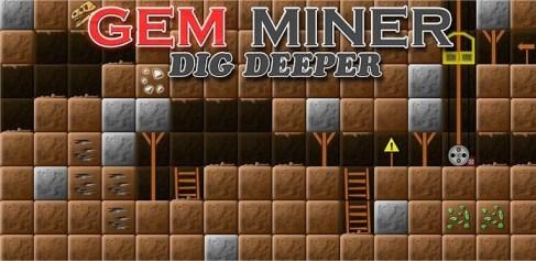 Gem Miner Dig Deeper - Apps on Android Market
