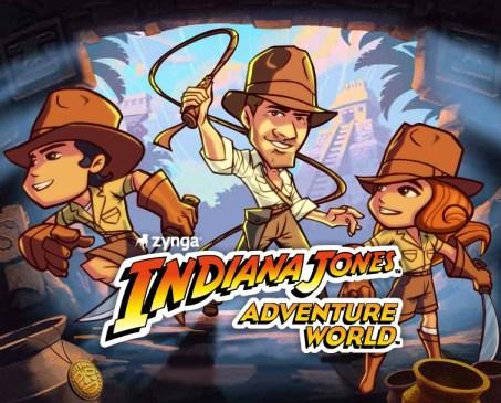 Indiana Jones Adventure World Facebook