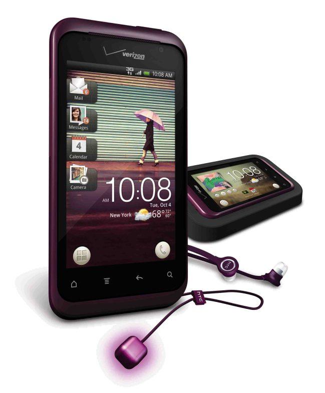 HTC Rhyme