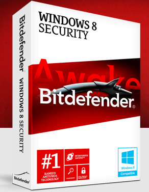 Bitdefender Windows8 Security