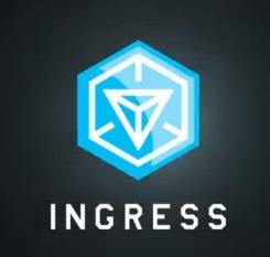 ingress logo  invite android