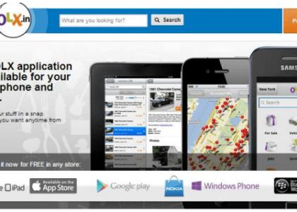 OLX india Mobile app