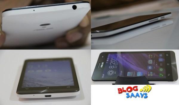 Asus Zenfone 5 Design Front Screen