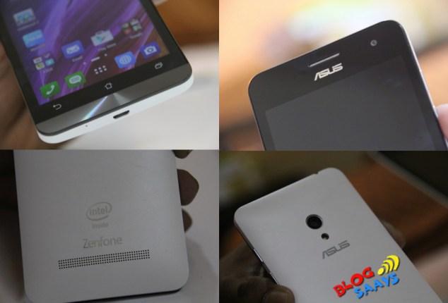 Asus Zenfone 5 Design