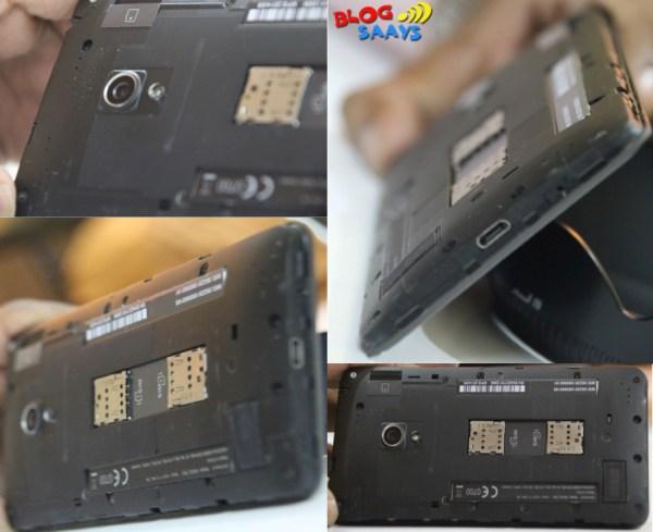 Asus Zenphone 5 Backend