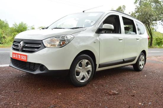 Renault Lodgy White