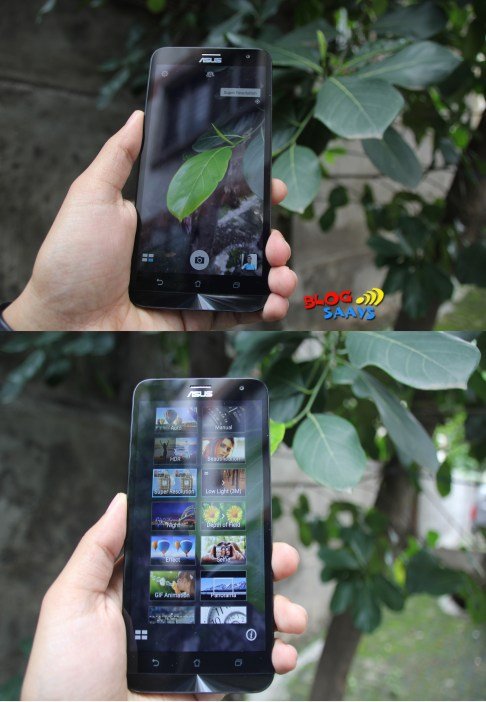 Asus Zenphone 2 Camera