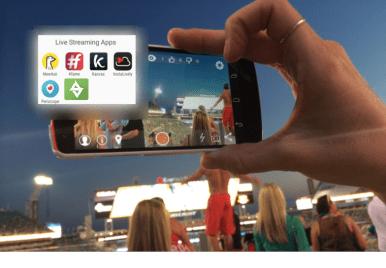 list-live-streaming-app