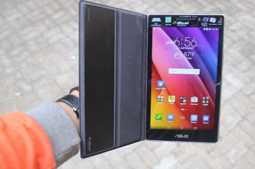 Asus Zenpad Audio Cover