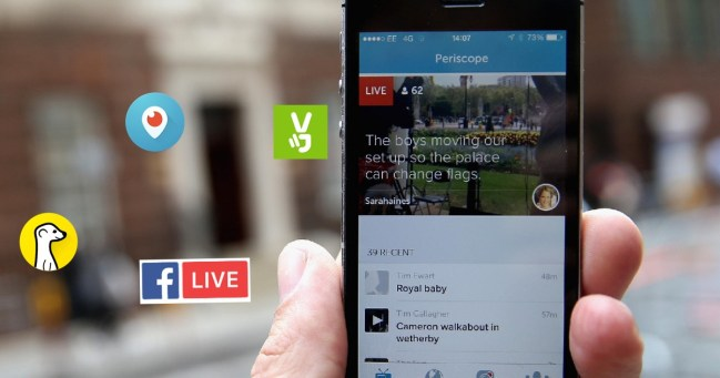 Periscope-Live-streaming-facebook-live-meerkat-live