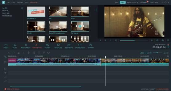 filmora-media-management