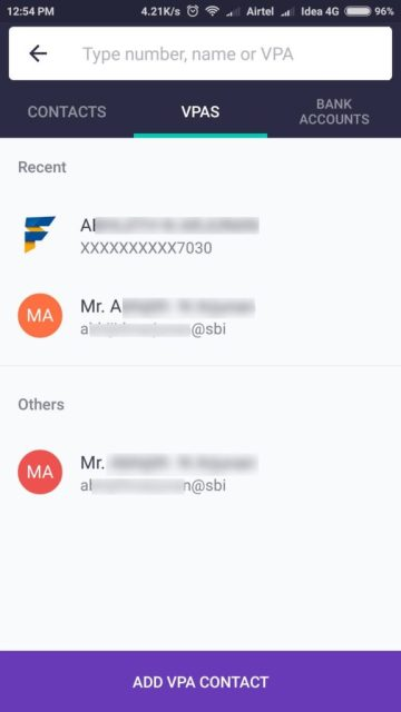 PhonePe Send Money