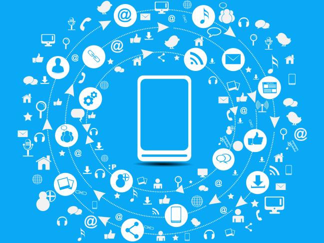 Mobile-app marketing