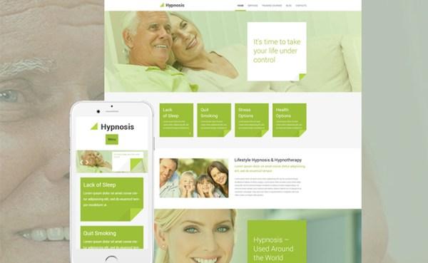 Hypnosis WordPress Theme