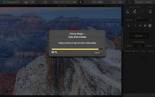 Snapheal Erase Unwanted Objects