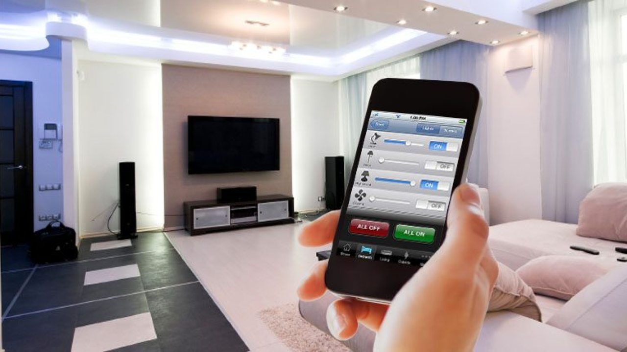Android Home Automation With Free Smartphone Application