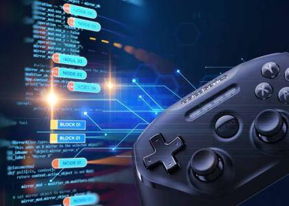 Blockchain based games online