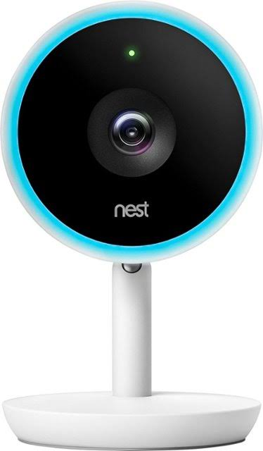 Nest Cam IQ Amazon Echo