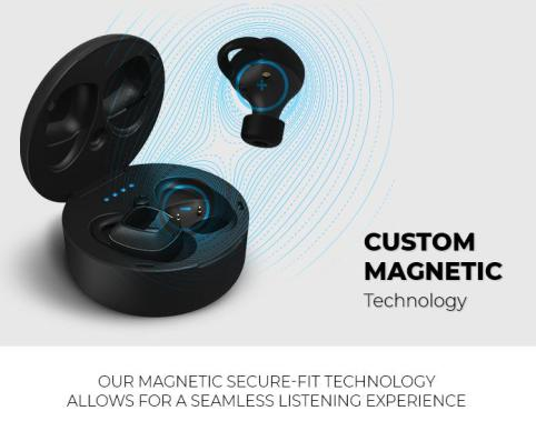 xFyro Aria-magnetic_technology