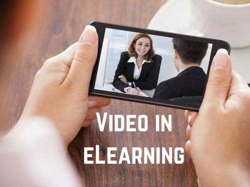 Videos in eLearning